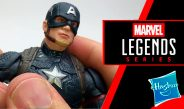 Capitán América Digno – Marvel Legends