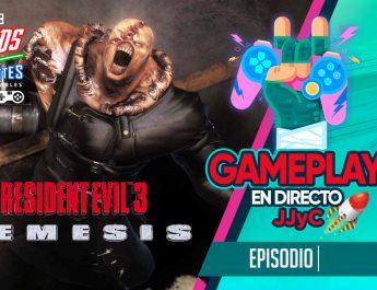 "Resident Evil 3 ""Clasíco"", Gameplay En Directo"