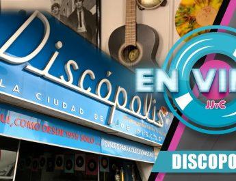 Visita a Discopolis – En Vinyl