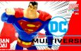 Reseña: DC Multiverse – SUPERMAN ANIMATED