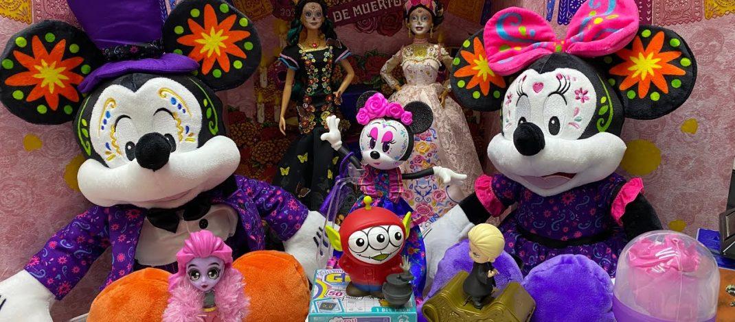 Muñecas y algo más – Día de Muertos Kawaii…
