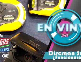 """En Vinyl: """"Compre unos Discman Sony, en Facebook…"""""""