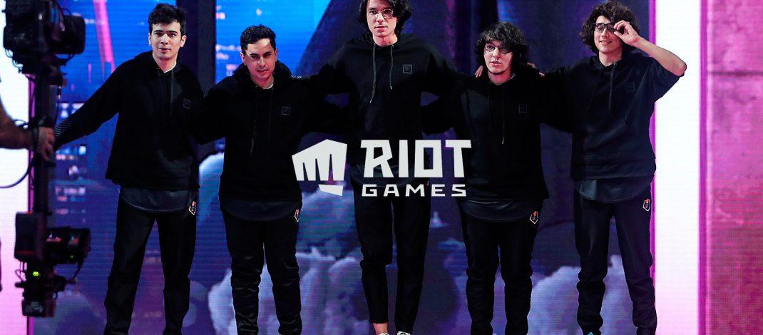 Rainbow7 cae ante LGD Gaming en League Of Legends