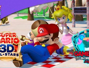 Super Mario Sunshine: Limpiando la Playa -Gameplay En Directo