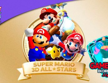 Super Mario 3D All Stars en Gameplay En Directo