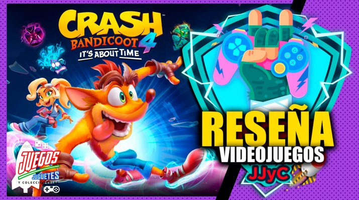 crash bandicoot 4 resena
