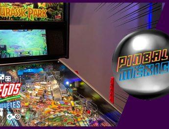 Pinball México: Jugando Star Wars y Stranger Things