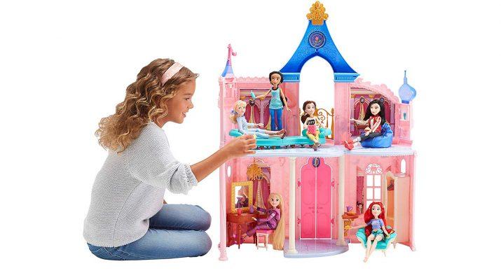 castillo comfy squad princesas