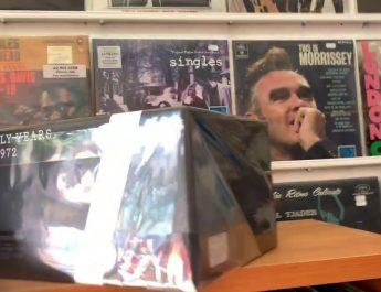 En Vinyl visita a la tienda Vinil Azul Qro
