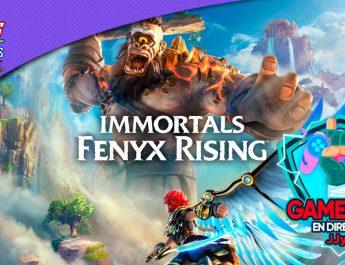 Immortals Fenyx Rising – Gameplay En Directo