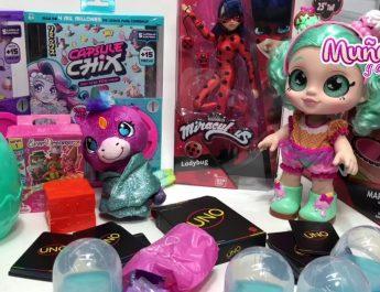 Muñecas y algo más -Juguetes y cosas lindas
