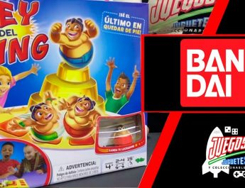 Jugando: Rey del Ring de Bandai