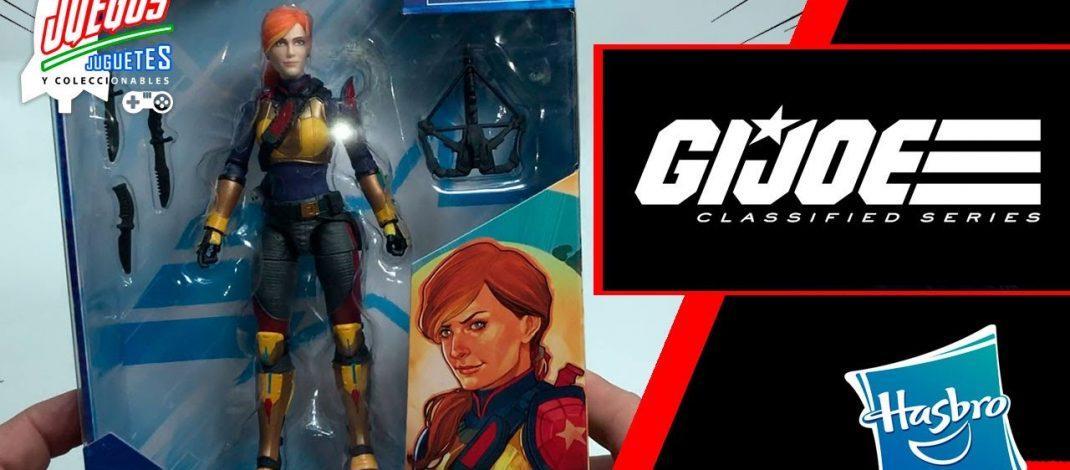 GI Joe Classified Series: Scarlett
