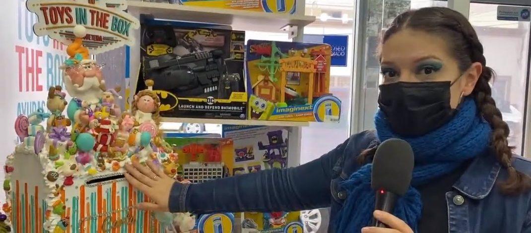 Toys in the box Carta de Navidad y GANA PREMIOS