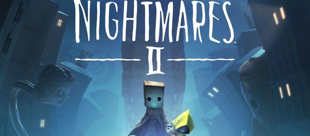 Little Nightmares 2: Giveaway de una consola Nintendo Switch