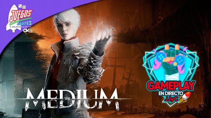 the medium gameplay