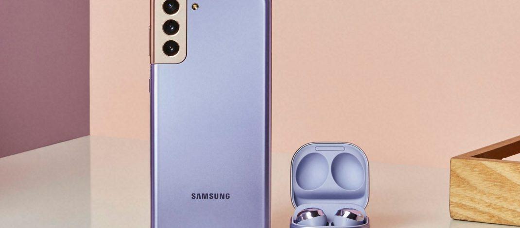 Samsung presenta Galaxy S21 y Galaxy S21+