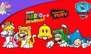 Super Mario 3D World Pt. 2 – Gameplay En Directo