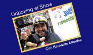 Unboxing El Show – Nuevas figuras de Super Héroes