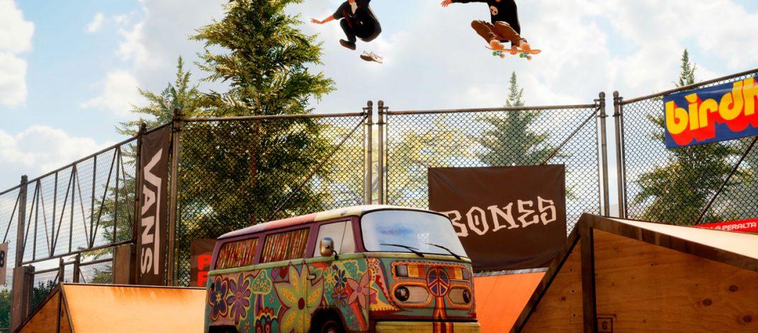 Tony Hawk's Pro Skater 1 and 2 llega a Next gen y Switch