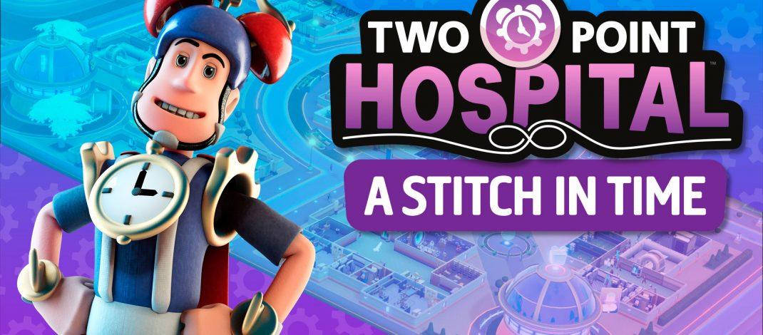 Two Point Hospital: Una Cura a Tiempo, nuevo DLC
