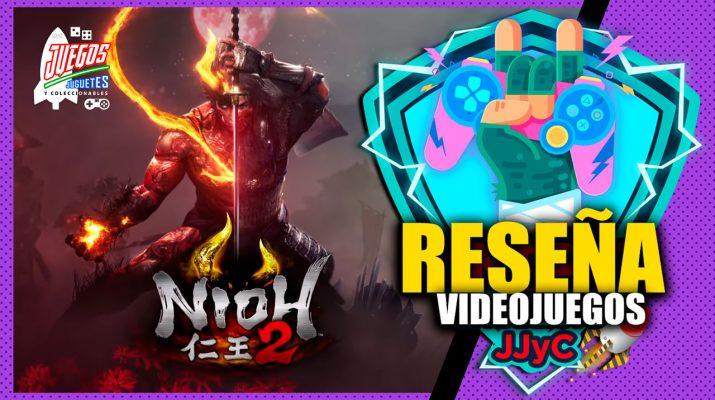 nioh 2 complete edition resena