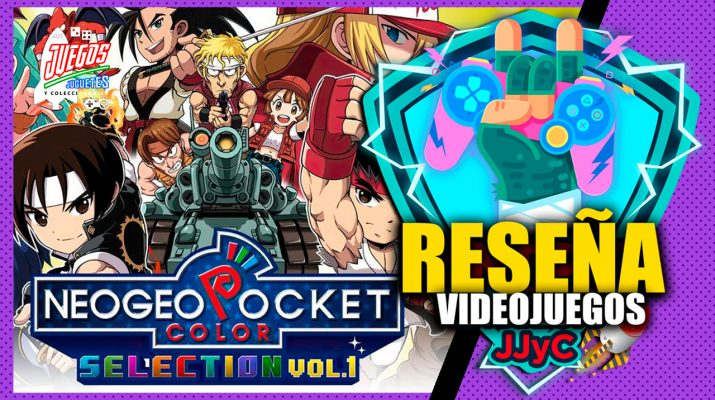 neo geo pocket color selection resena