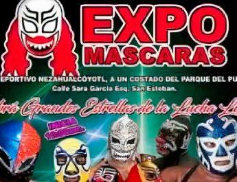 EXPO MÁSCARAS 127 Recorrido Rápido