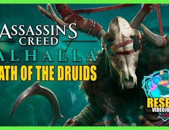 Assassin's Creed LA FURIA DE LOS DRUIDAS ¿Qué tal esta?