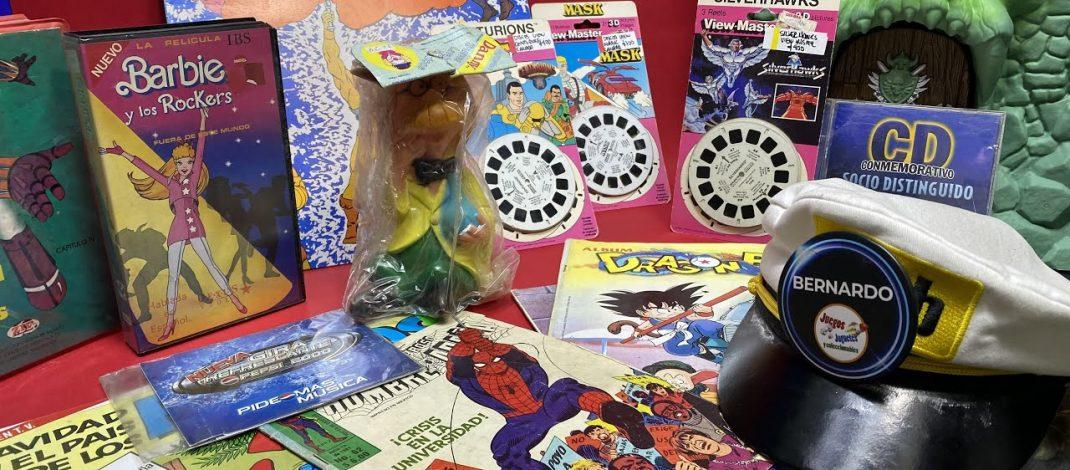 ESTAMPAS de caricaturas en El Baúl del Coleccionista