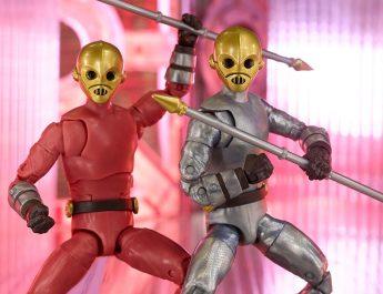 COG Soldier de Power Rangers ZEO en Lighting Collection
