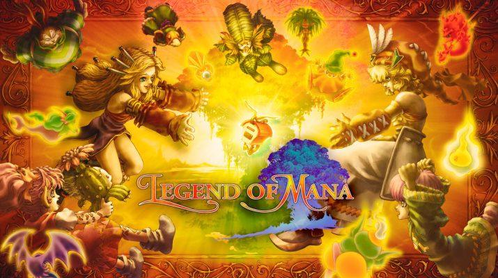 legend of mana rpg