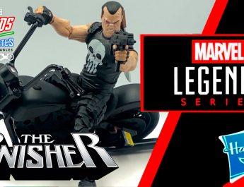 ☠☠ PUNISHER de Marvel Legends