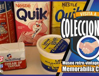 Museo de Objetos Retro – Memorabilia Café Pt. 3
