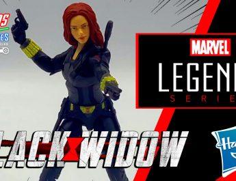 BLACK WIDOW de Marvel Legends, ver. MCU