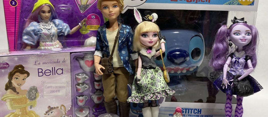 Muñecas y algo más – Especial Alícia
