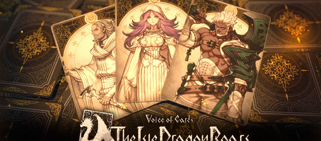 Voice of Cards: The Isle Dragon Roars, nuevo RPG