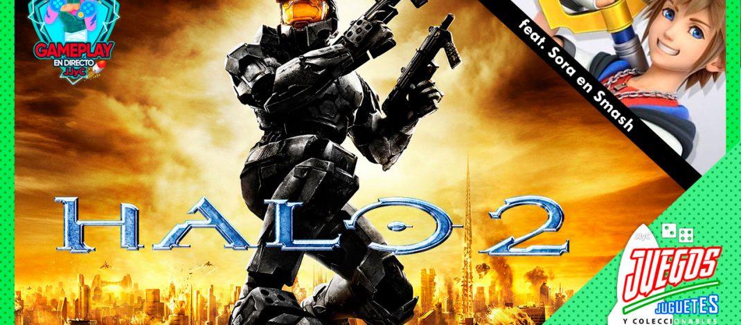Halo 2, camino a Infinite feat. Sora de KH – Gameplay