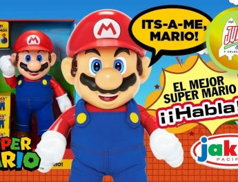 SUPER MARIO ¡¡Habla!! de JAKKS PACIFIC