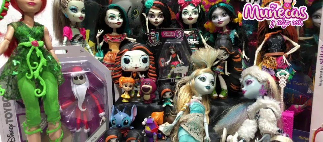 Especial Monster High y villanos – Muñecas y algo más