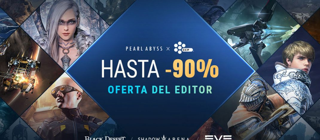 Venta especial de Pearl Abyss en Steam